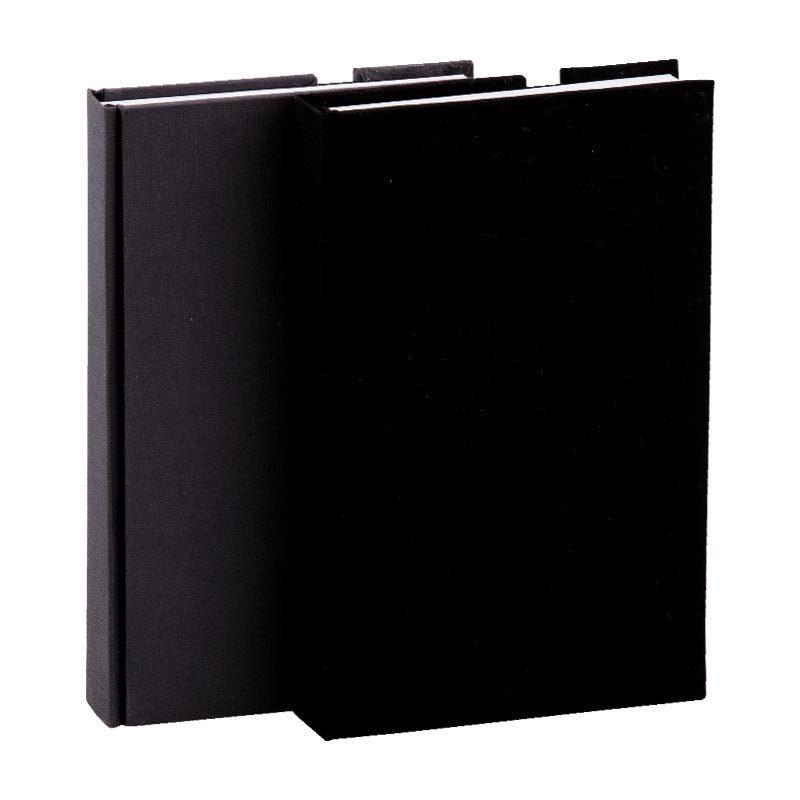 سررسید وزیری 1398 همراه مولتی استایل - جلد فرانسوی پارچه ای | طرح پشت سررسید | در ۲ رنگ