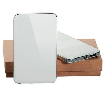 پاور بانک کد W1401 | سفید | همراه جعبه