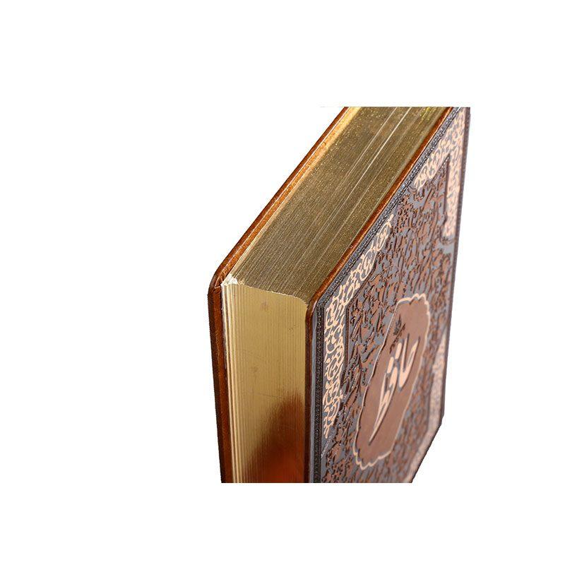 حافظ نفیس وزیری + جعبه چوب و چرم کد ۱۷۰۱